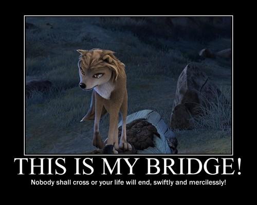 Kate's bridge!