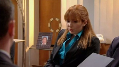캐서린 파킨슨 바탕화면 titled Katherine Parkinson as Jen Barber in The IT Crowd
