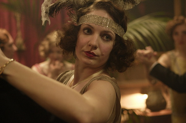 Katherine Parkinson as Marion Whittaker in Easy Virtue