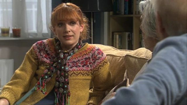 Katherine Parkinson in The Old Guys