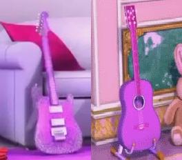 Keira and Tori's gitara