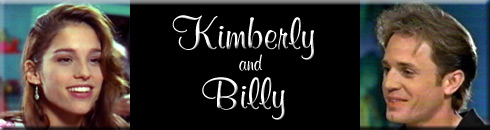 Kimberly and Billy