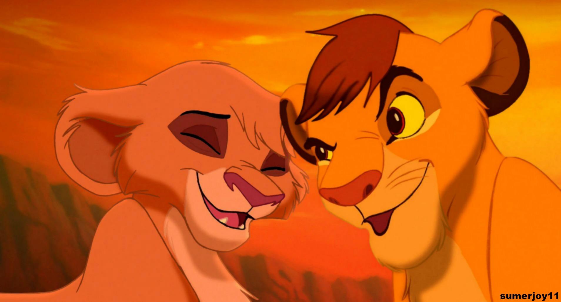 image Lion king vitani lesbian fucks an oc lioness