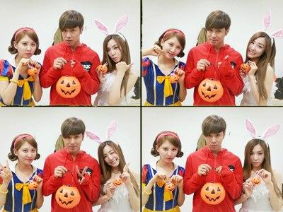 Kpop Halloween