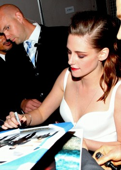 Kristen at the OTR AFI Fest