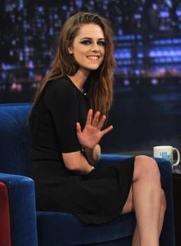 Kristen on Jimmy Fallon
