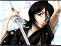 Kuchiki Rukia - blindbandit92 wallpaper