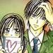Kunihiro and Yoshino - funkyrach01 icon