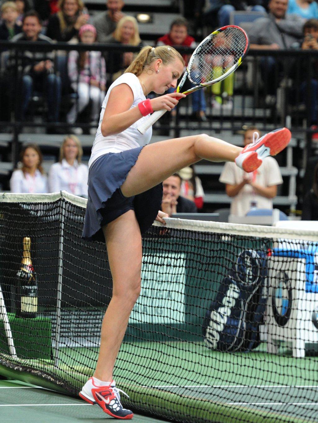 Crotch : Kvitova crotch - Tennis Photo (32620329) - Fanpop