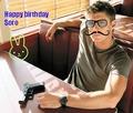 LOL happy birthday soro