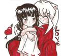 LOVE - inuyasha fan art