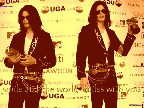 Michael Jackson wallpaper possibly with a well dressed person titled Legend!
