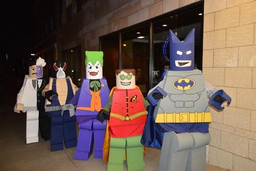 Lego Хэллоуин Costumes