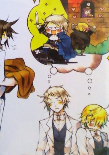 Leo, Oz, and Elliot