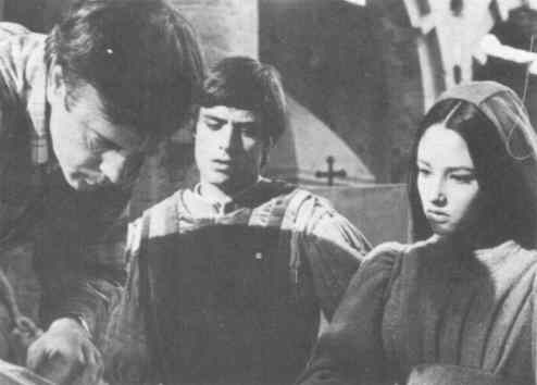 Leonard Whiting (Romeo) & Olivia Hussey (Juliet) - 1968 Assorted Photos