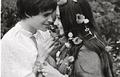 Leonard Whiting (Romeo) & Olivia Hussey (Juliet) - 1968-romeo-and-juliet-by-franco-zeffirelli photo