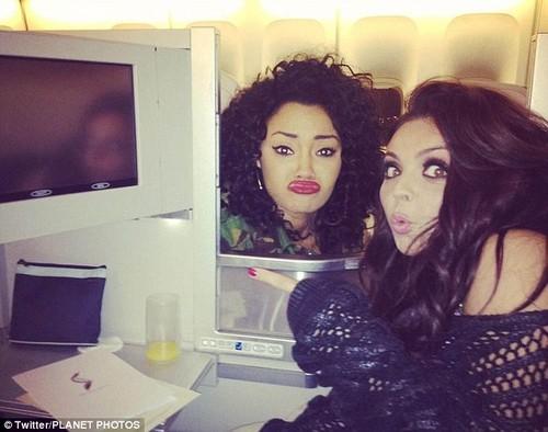 Little Mix in Australia