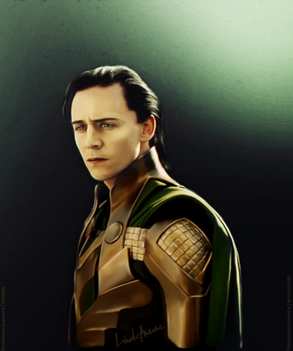 Loki (Thor 2011) fondo de pantalla probably containing a portrait entitled Loki
