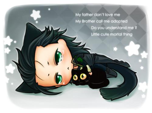 Lonely Loki