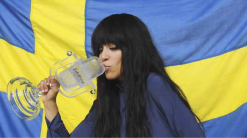 Loreen (Winner for Sweden)