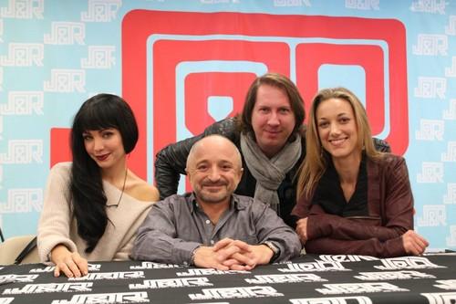 Lost Girl Cast