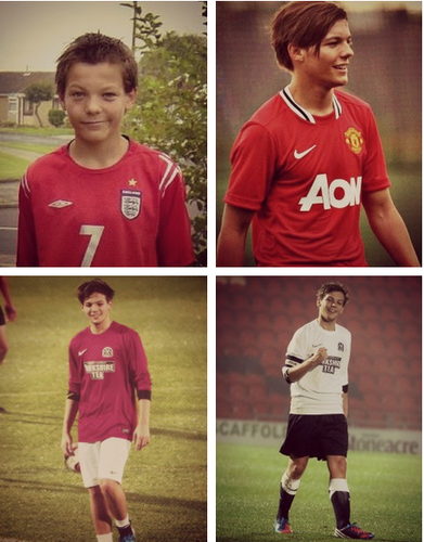Louis's Football Match
