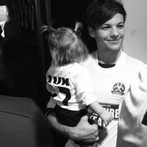 Louis's Football Match
