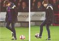 Louis's Football.