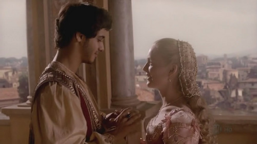 Lucrezia and Djem