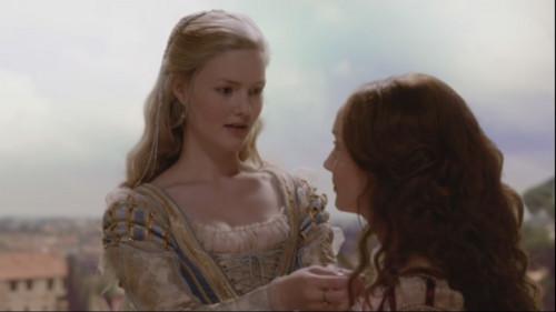 Lucrezia and Giulia