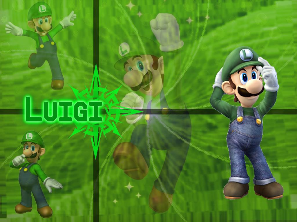 Super Mario Bilder Luigi Hd Hintergrund And Background Fotos 32618244