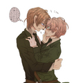 MapleTea - hetalia-couples fan art