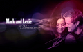 Mark Sloan and Lexie Grey wallpaper