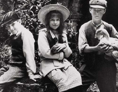 Mary, Colin & Dickon