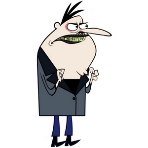 Cartoon Network's Sidekick wallpaper called Master Xox
