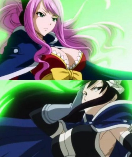 Meredy and Ultear