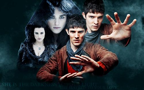 Merlin/Morgana