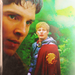 Merlin and Arthur.   - merlin-and-arthur icon