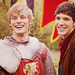Merlin and Arthur. ♥  - merlin-and-arthur icon