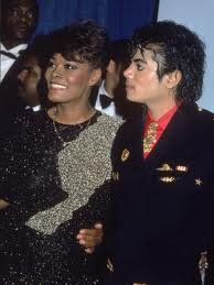 Michael And Good Friend, Dionne Warwick