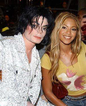 Michael and Beyonce