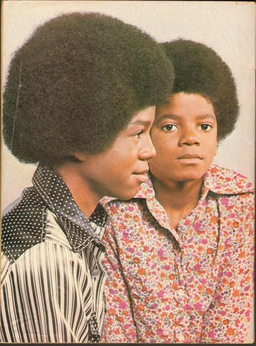 Michael and Jermaine