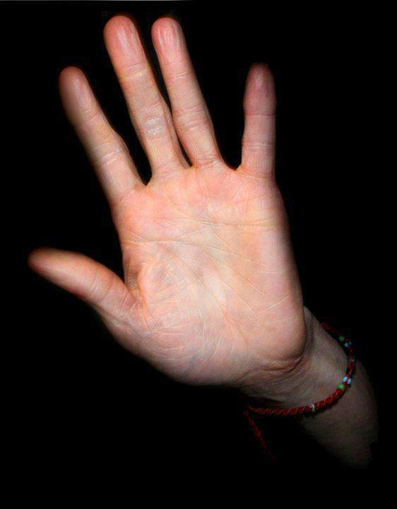 Michaels magical hands ♥