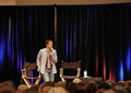 Misha at Chicago Con - misha-collins photo