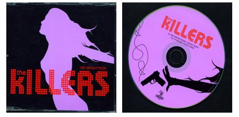 Mr. Brightside cds
