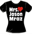 Mrs. Jason Mraz - jason-mraz photo