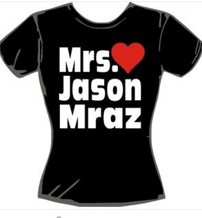 Mrs. Jason Mraz