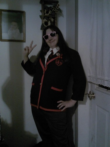 My dalton academy cosplay costume