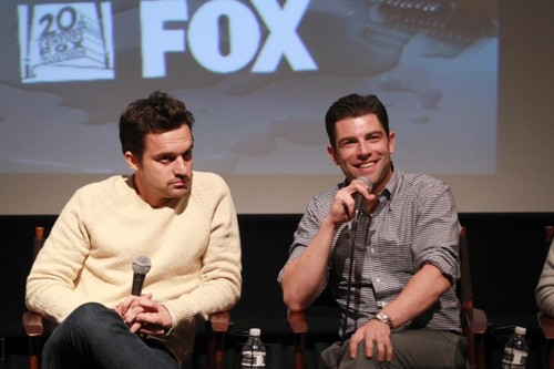 NEW GIRL SAG screening and Q & A