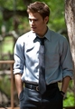 "NEW stills of Paul in ""The Baytown Disco"" - paul-wesley photo"